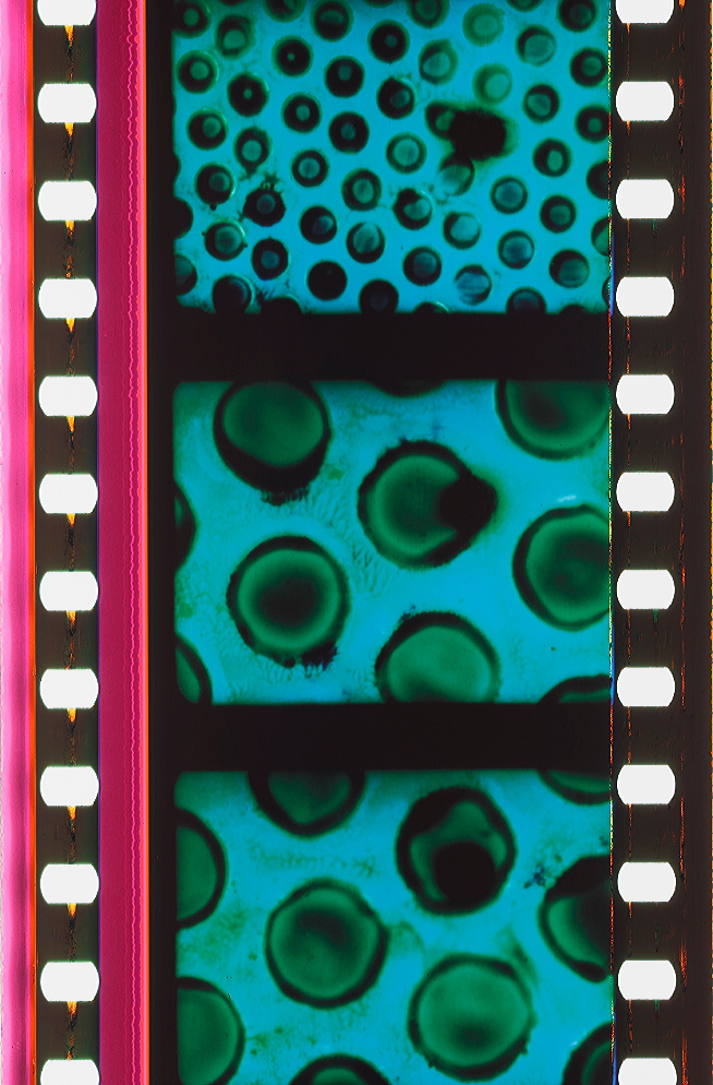 Colour Flight (GB 1937, Len Lye)