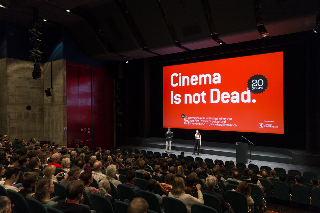 cinema not dead